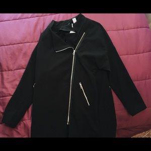 Black Jacket - Size 10 NWT